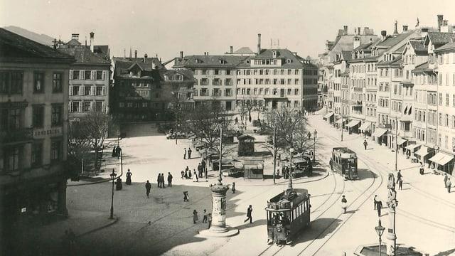 Schwarz-Weiss-Foto