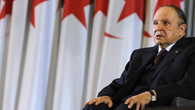 l'actual president algerian Abdelaziz Bouteflika.