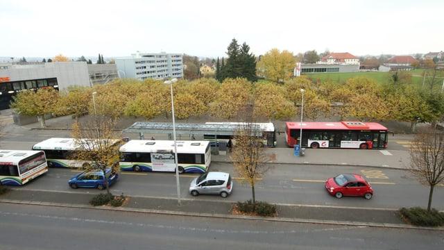 Bushof Kreuzlingen