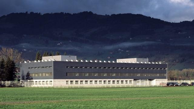 Das Regionalgefängnis Altstätten im St. Galler Rheintal.