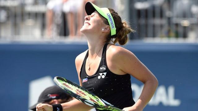 la giugadra da tennis svizra, Belinda Bencic