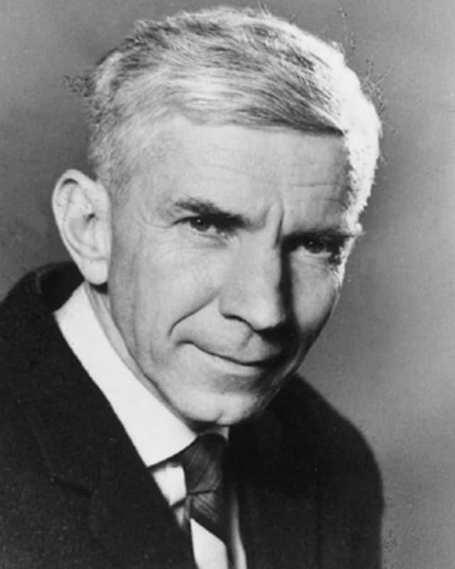 Portrait Roland Kuhn.