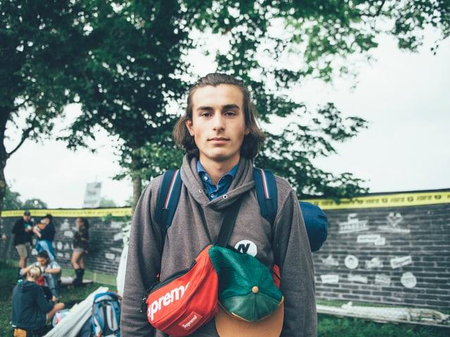 Armand aus Divonne-les-Bains, Frankreich