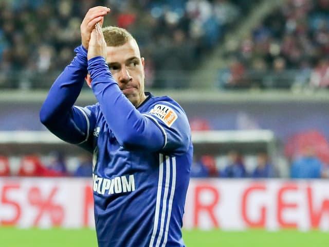 Bei Schalke unerwünscht, bei Crystal Palace unbekannt.