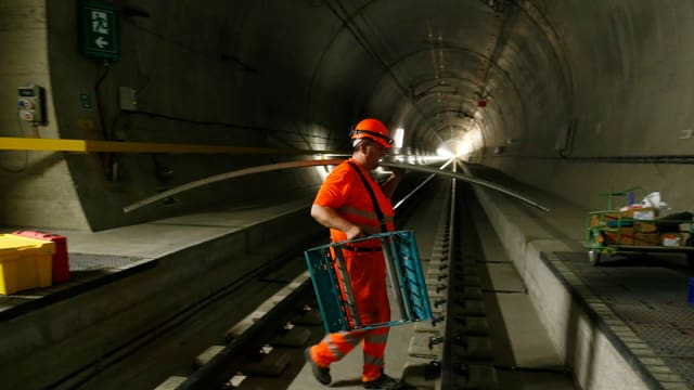 Tunnel da la Neat.