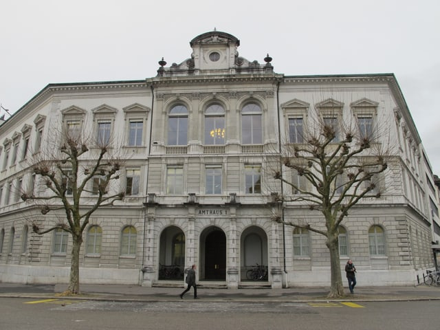 Obergericht Solothurn.