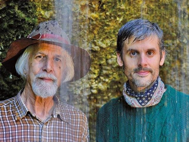 Michel und Ueli Brunner