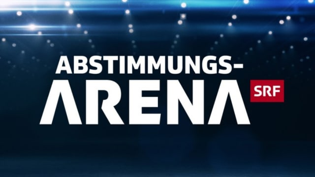 Logo der Sendung «Abstimmungs-Arena»