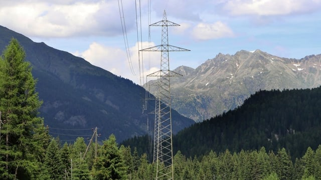 Antenna tranter Zernez e La Punt