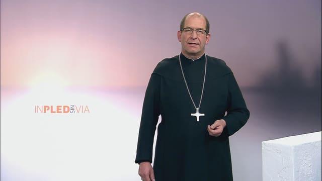 Laschar ir video «Pled sin via dals 30.07.2016 cun l'avat Vigeli Monn»