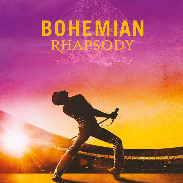 la cuverta da Bohemian Rhapsody