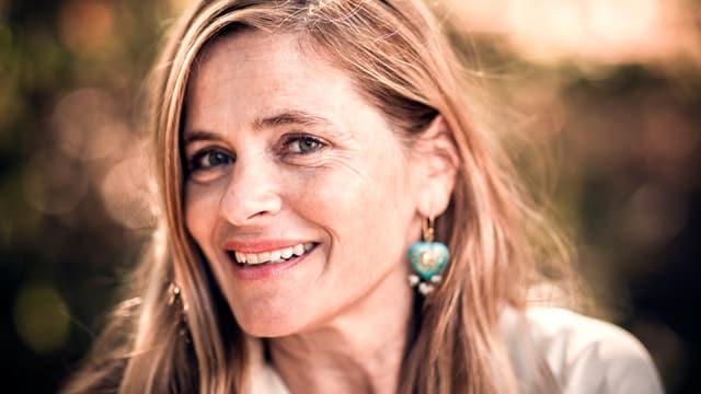 Porträt Sabine Gisiger
