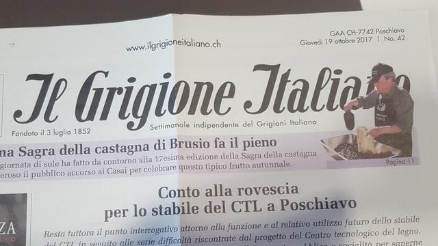 «Il Grigione Italiano»