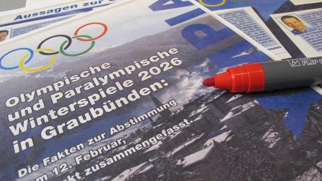 Werbebeilage der Davoser Zeitung