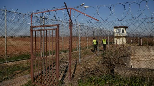 Gefängnis von Drahonice
