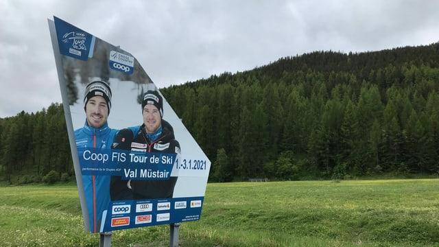 Etappas dal Tour de ski en Val Müstair
