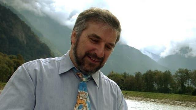 Ein Porträt von Paul Jans.