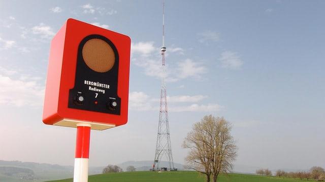 Hörstation in der Umgebung Beromünster