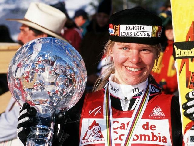 Katja Seizinger.