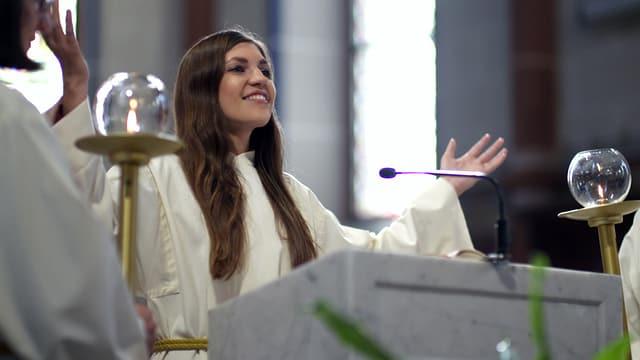 Video «Katholisch, weiblich, jung» abspielen