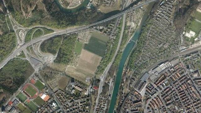 Weichenstellung für Überbauung: Kanton verkauft Viererfeld.
