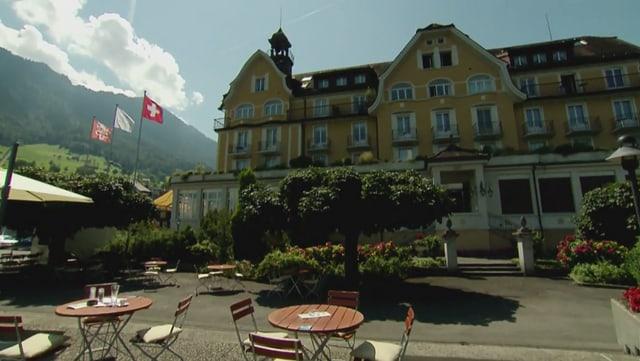 Video «Vierwaldstättersee – Tag 4 – Der Italiener, Buochs (Wiederholung)» abspielen