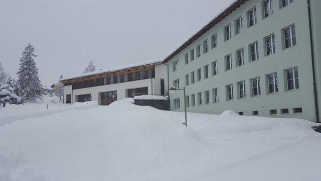 La scola da Mustér è stada bandunada oz.