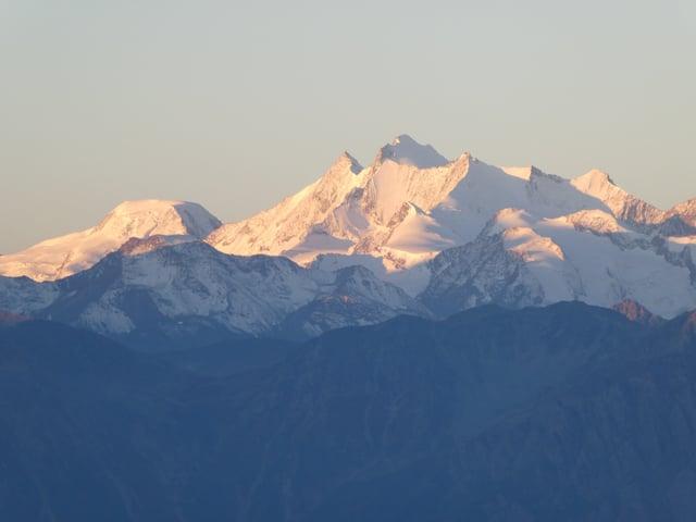 Ein Berg.