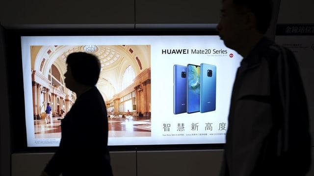 Huawei Poster