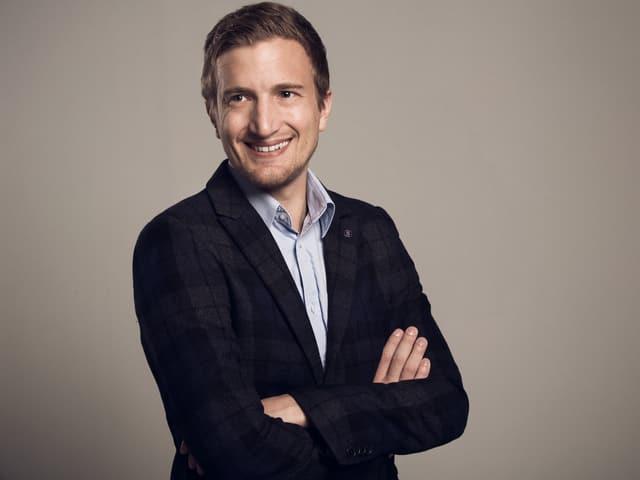 Stefan Büsser.