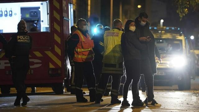Schüsse auf orthodoxen Priester in Lyon