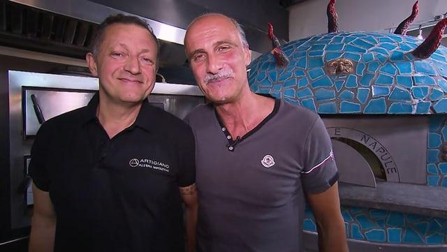 Video «Stadt Basel – Tag 1 – Cafe Artigiano, Basel» abspielen
