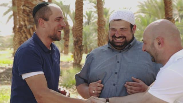 Video «Eine fast unmögliche Freundschaft» abspielen