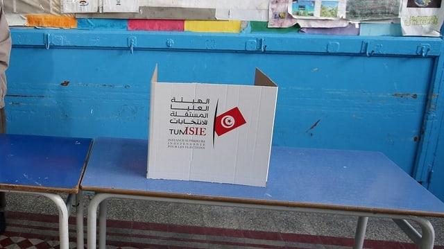 Schutz der Wahlrurne