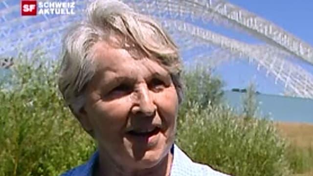 Hertha Schütz im Fernsehen (2008)