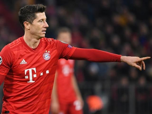 Lewandowskis Leistenoperation erst im Dezember