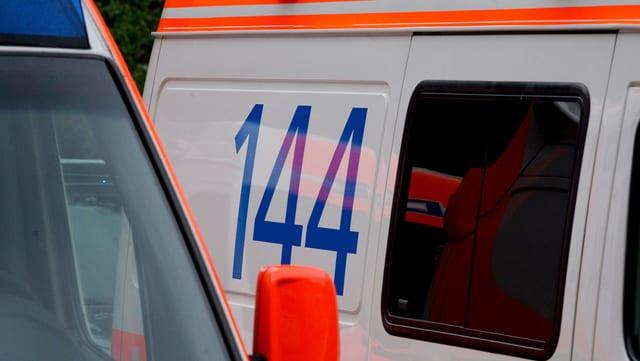 Ambulanzwagen 144