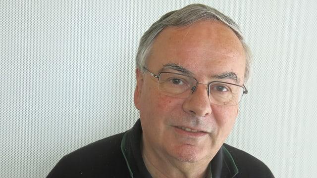 SVP-Mann Jean-François Rime im Portrait.