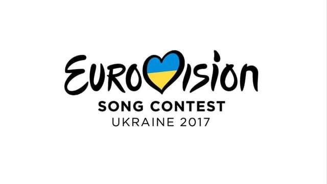 Schrift: Eurovision Song Contest Ukraine 2017