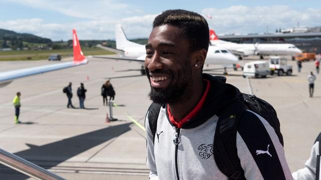 Johan Djourou wechselt zu Montpellier.