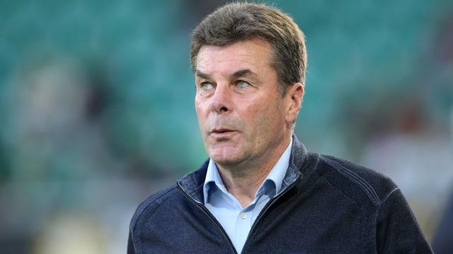 Dieter Hecking übernimmt das Traineramt bei den «Fohlen».