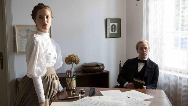 Video «Raiffeisen - Friedrich, Amalie und eine Idee» abspielen