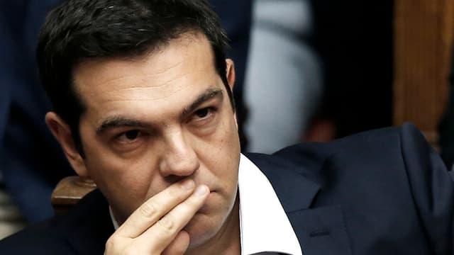 Il primminister Alexis Tsipras insista sin la votaziun dal pievel.