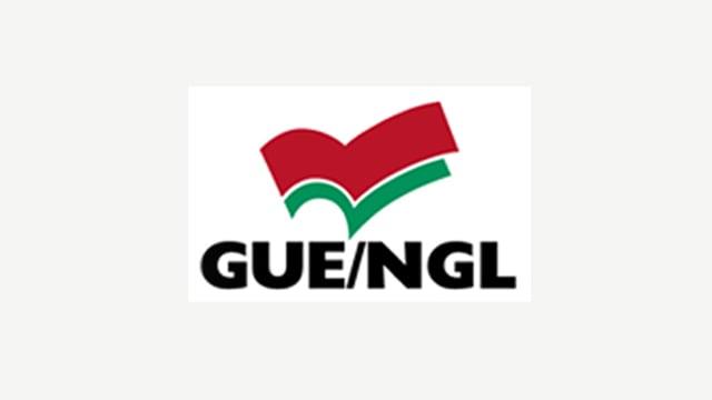 Logo der Fraktion GUE/NGL