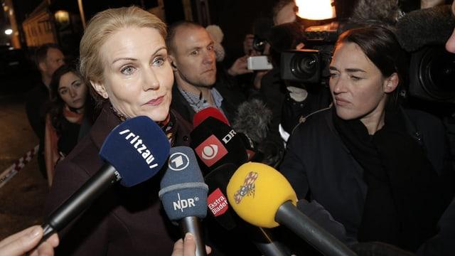 La primministra Helle Thorning-Schmidt.
