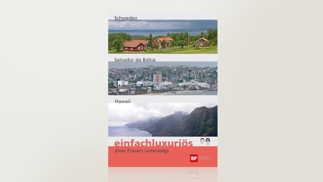 SF unterwegs: La Réunion - Hawaii - Kalifornien - Laos