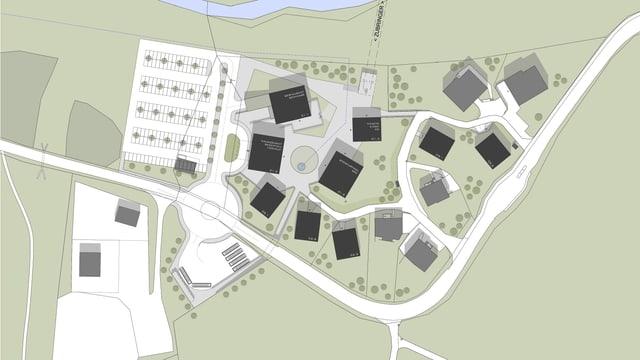 Project la Sassa en Val Müstair.