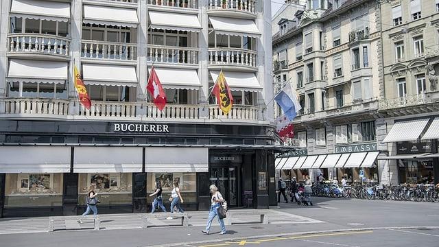 Franziska Bitzi: «Wir rechnen mit 14 Millionen weniger Steuern»