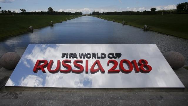 Symbolbild Russland 2018
