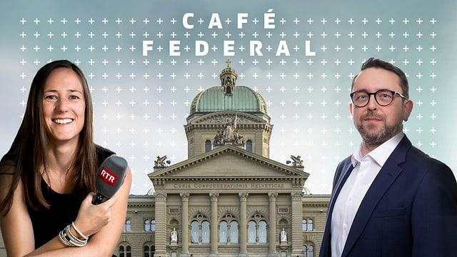 Cun noss correspondents da la Chasa federala Fabia Caduff ed Adrian Camartin.